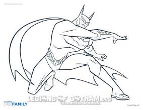 batman coloring page batman news from legions of gotham beware the batman