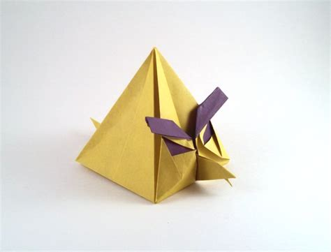 Angry Birds Origami - xin can dong gilad s origami page