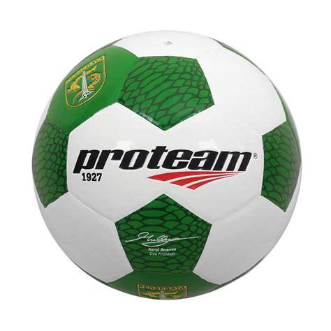 Bola Sepak Proteam Ukuran 4 Best Seller jual proteam 1927 4 bola soccer harga kualitas terjamin blibli