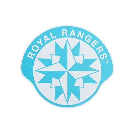 Aufkleber Geplottet aufkleber geplottet klein royal rangers shop