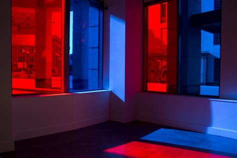 Light Blue Bedroom amy ho sky in red and blue