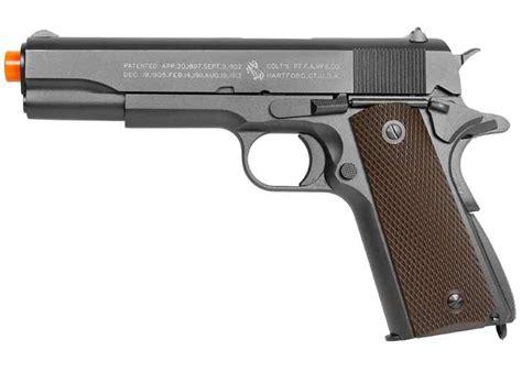 Airsoft Gun M1911 colt 1911 co2 blowback airsoft pistol metal airsoft