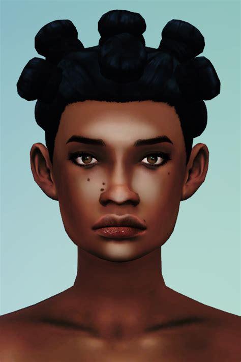 african hair sims 4 ts4 black hair tumblr