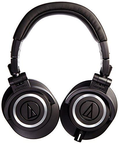 Audio Technica Professional Monitor Headphones Ath M50x audio technica ath m50x professional studio monitor headphones import it all