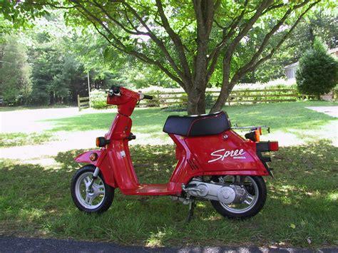 1986 Honda Spree by 1986 Honda Spree For Sale