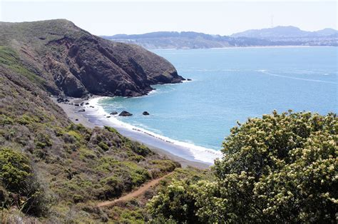 black sand beach san francisco marin headlands best kept secret of san francisco