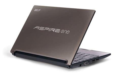 Notebook Acer Aspire One N570 acer aspire one d255e nouveau netbook avec atom dual n570 autonomie de 8h laptopspirit fr