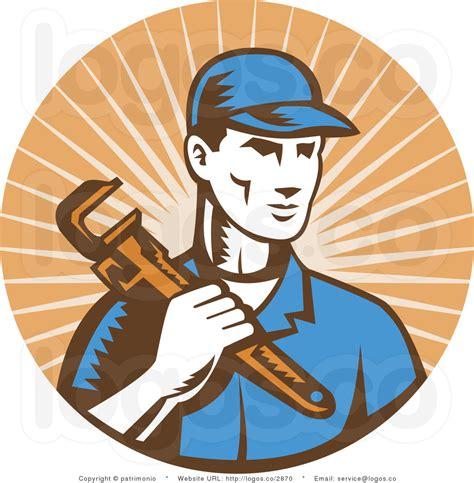 Free Plumbing by Image Gallery Plumber Logo