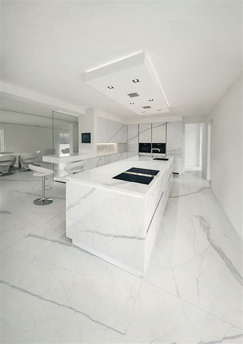 Statuario altissimo Ultra marmi, big white marble effect slabs