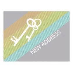 new address announcement post card zazzle