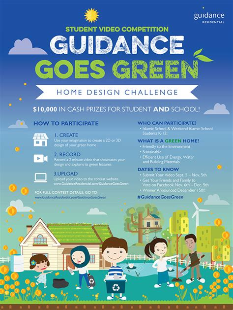 design competition guidance guidance goes green home student design competition on