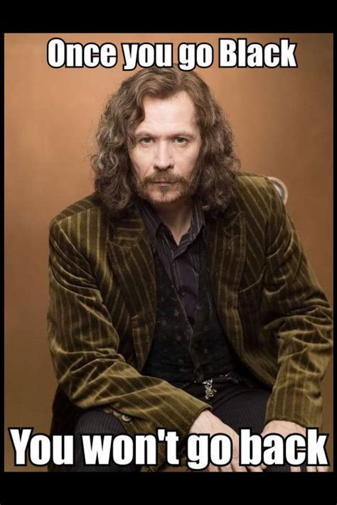 Harry Potter Is Back sirius black harry potter