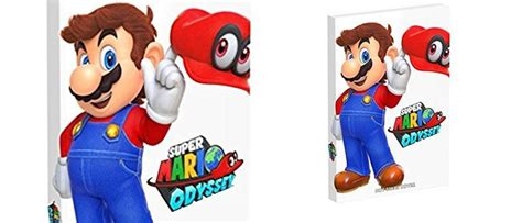 super mario odyssey aura son guide officiel prima en 233 dition standard et collector switch