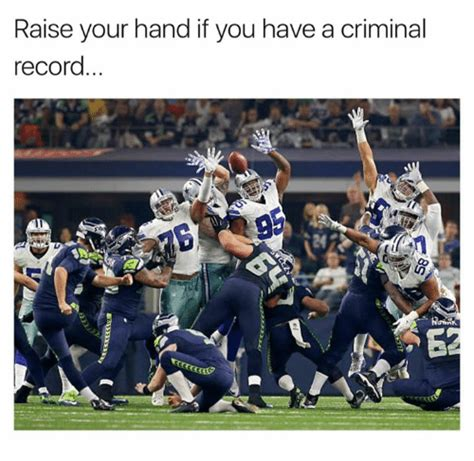 How Is A Felony On Your Record Raise Your If You A Criminal Record 24 Nfl