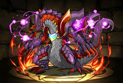 purple stone dragon damascus puzzle dragons wiki wikia