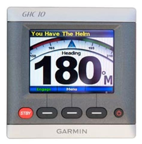 garmin boat autopilot garmin ghp10 another small boat autopilot review