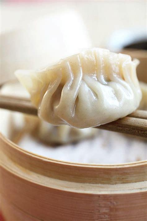 steamed dumplings recipe dishmaps
