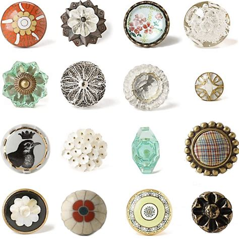 Anthropologie Dresser Knobs by Pulls Mint
