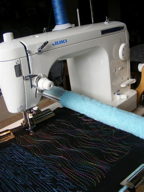 juki sewing machines mid arm and longarm quilting