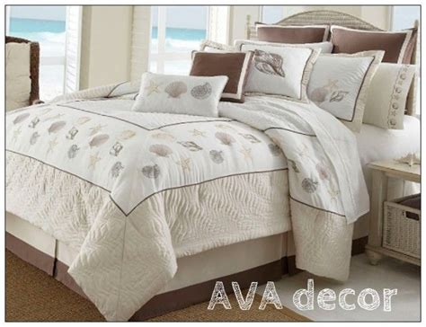 coastal bedding set coastal bedding set beach house decor bed cottage
