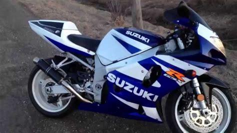 Suzuki Gsxr 750 K2 Danmoto Exhaust Rev K2 Gsxr 750