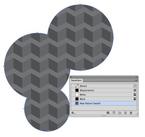 pattern fill shape illustrator tutorial how do i create a polygon tessellation pattern