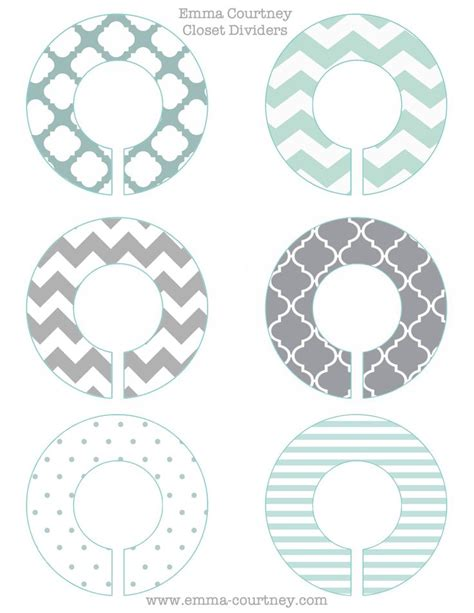Printable Baby Closet Dividers best 25 baby closet dividers ideas on baby