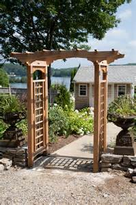 Garden Arbor Cedar Garden Arbor Coventry Ct Bailey Carpentry
