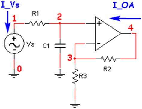 inductor in an lifier circuit mna with capacitors inductors and op s