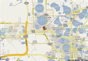 map of best western auburndale inn auburndale