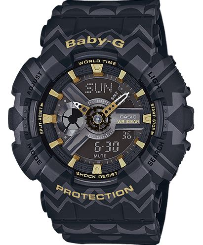 Ba 110tp 7aer baby g from casio be tough be cool be baby g