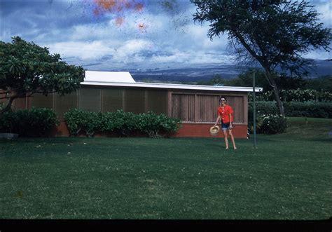Baldwin House by Keawakapu In 1960 2 12