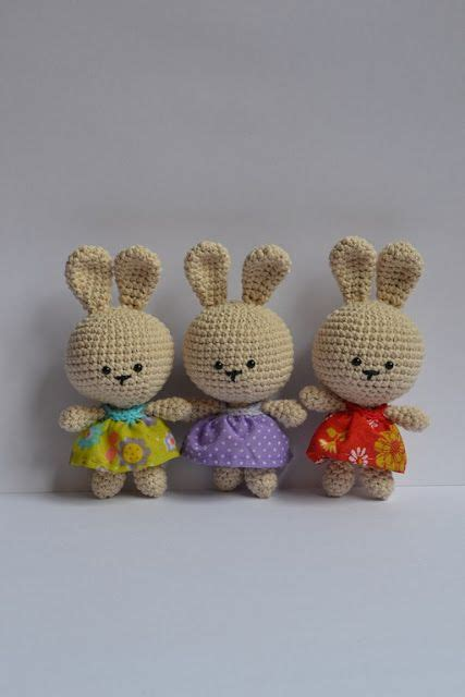 easter crochet easter bunny amigurumi pattern luz patterns 1000 images about crochet easter on pinterest free