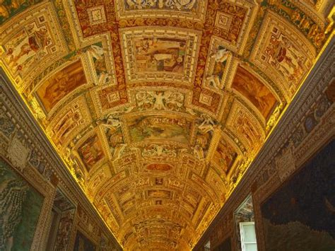 Vatican Ceiling by Vatican Museum Ceiling Picture Of Vatican Museums Vatican City Tripadvisor