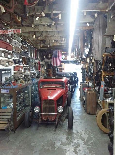 Rod Garages by Cool Rod Garage Gassers Garage And