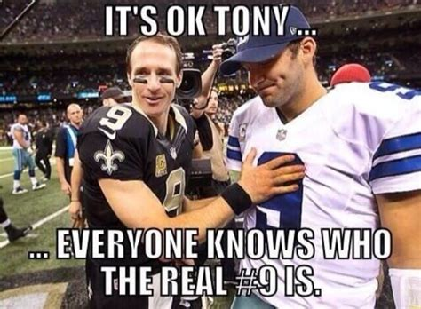 Saints Cowboys Meme - 25 best ideas about new orleans saints on pinterest new