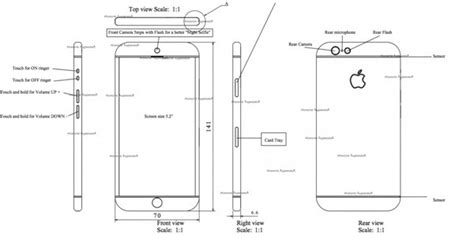 iphone  concept    glimpse  apples future smartphone lineup images redmond pie