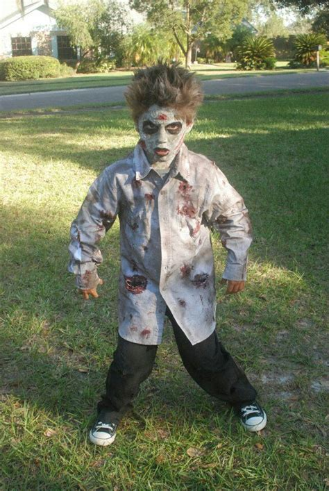 Do it yourself zombie costume solutioingenieria Image collections