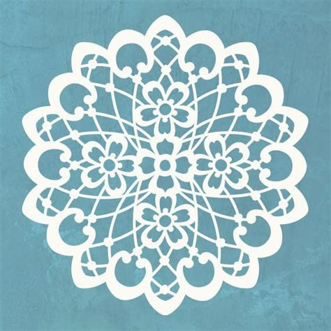 lace pattern wall art lace wall art holiday craft stencils diy christmas
