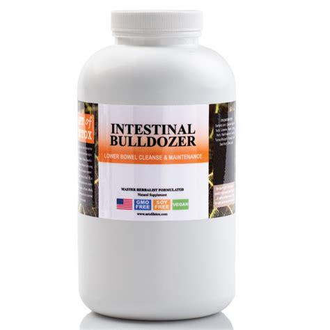 Small Intestine Detox Capsules by Intestinal Bulldozer 150 Capsules Of Detox