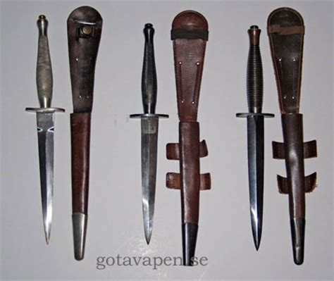 first pattern fs knife for sale british commando knife
