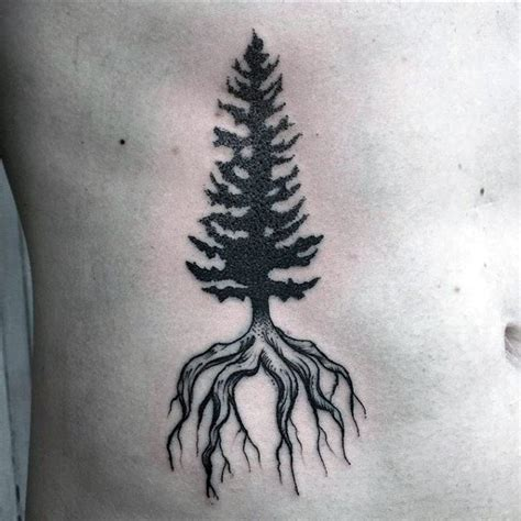 tree root tattoo 60 tree roots designs for manly ink ideas