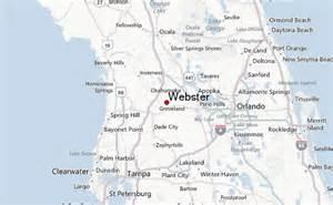 webster florida weather forecast