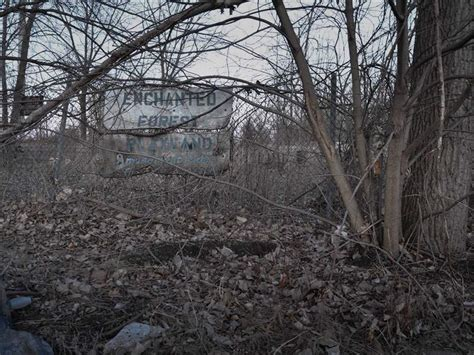 Abandoned Toledo Amusement Park Featured In Book The Blade