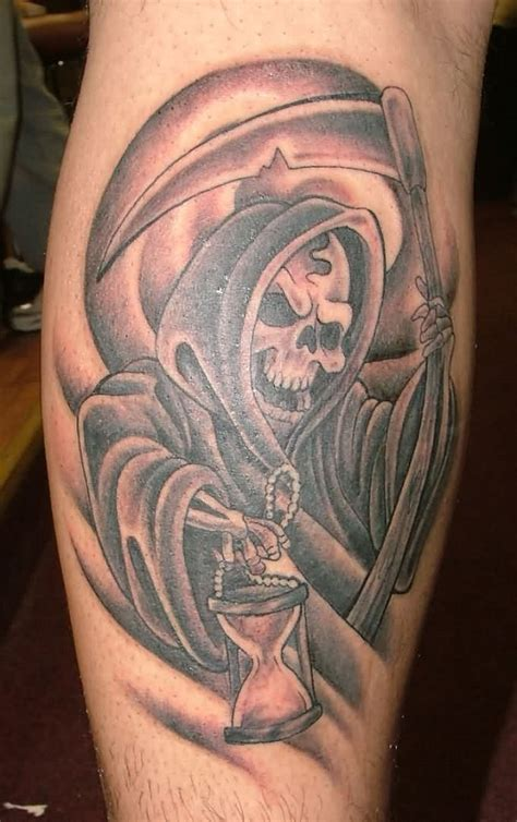 reaper tattoo design 50 grim reaper designs nenuno creative