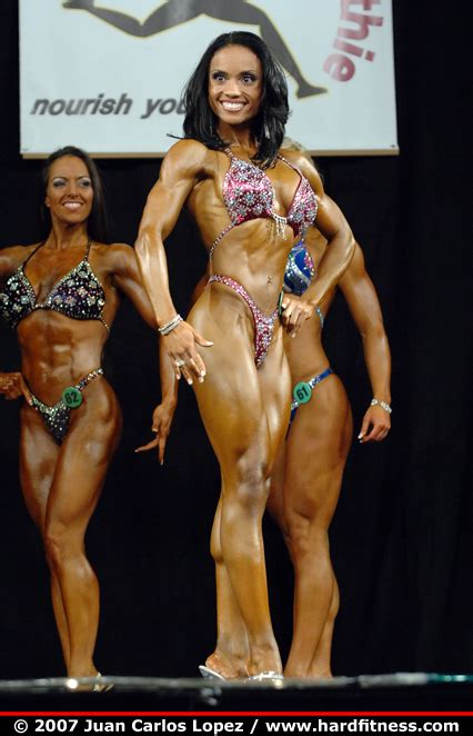 figure fitness gale elie twopiece 2007 emerald cup figure fitness