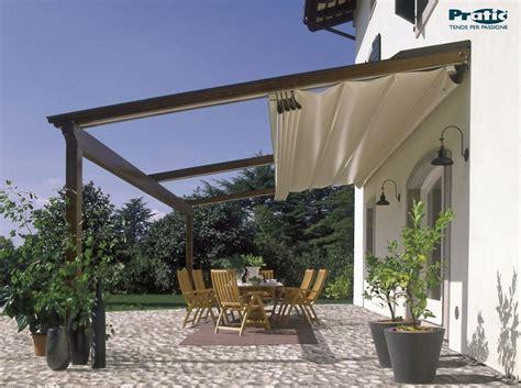 tettoia scorrevole preventivi per una copertura di terrazzo in legno