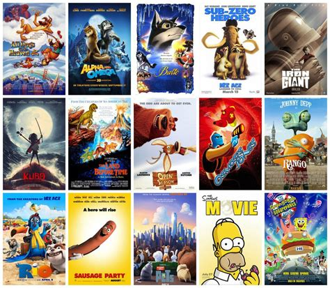 film disney non animated my top 15 non disney dreamworks animated movies by