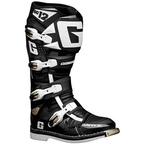 motocross boots gaerne 589 95 gaerne sg 12 boots 77493