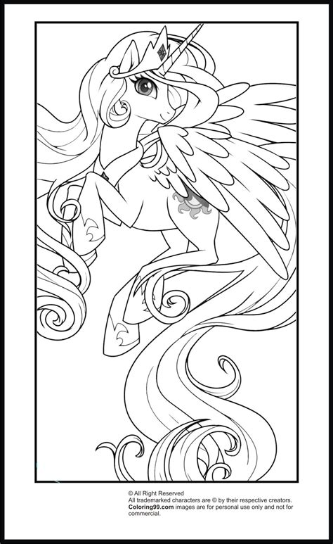 flying pony coloring pages flying princess celestia my little pony coloring pages